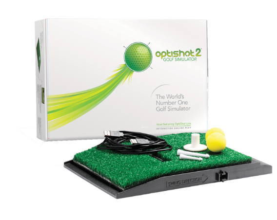 Simulateur de golf Optishot 2
