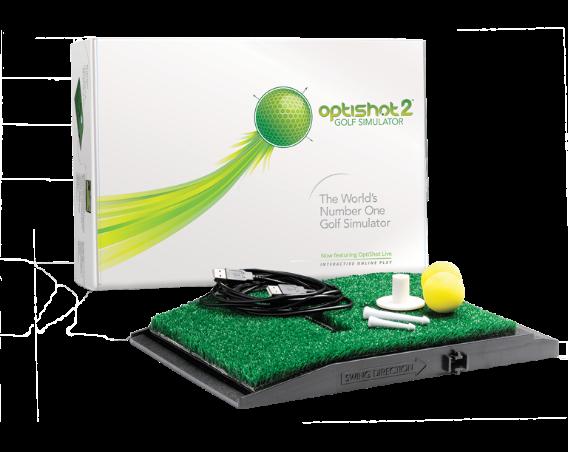 Simulateur de golf Optishot 2