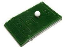 Boîtier simulateur de golf P3Pro
